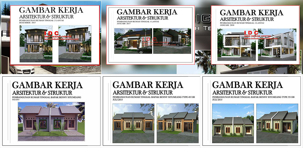 Download Gambar Kerja Bangunan File Dwg File Dwg Gratis Indo Design Center