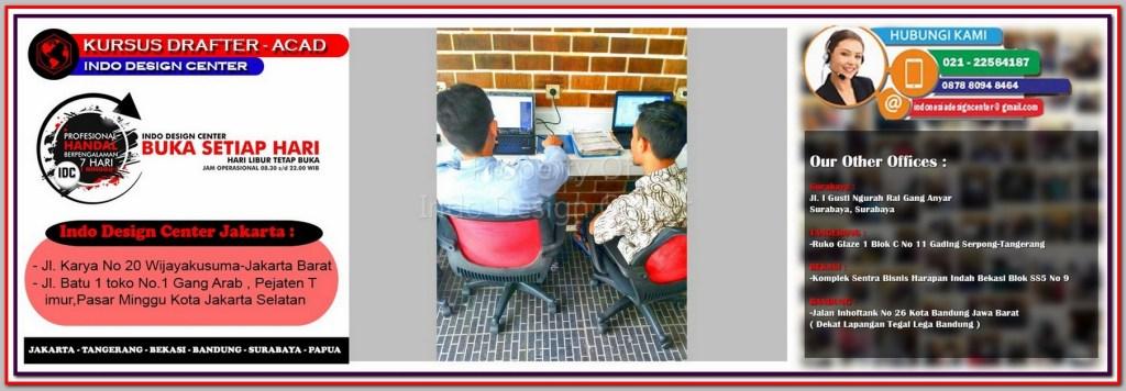 Kursus Etabs Struktur Di Gelora - Jakarta - Tangerang - Bekasi - Bandung - Surabaya