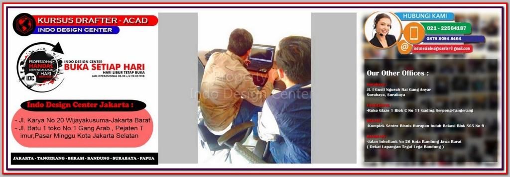 Kursus Perhitungan RAB Di Gunung Sahari Selatan - Jakarta - Tangerang - Bekasi - Bandung - Surabaya