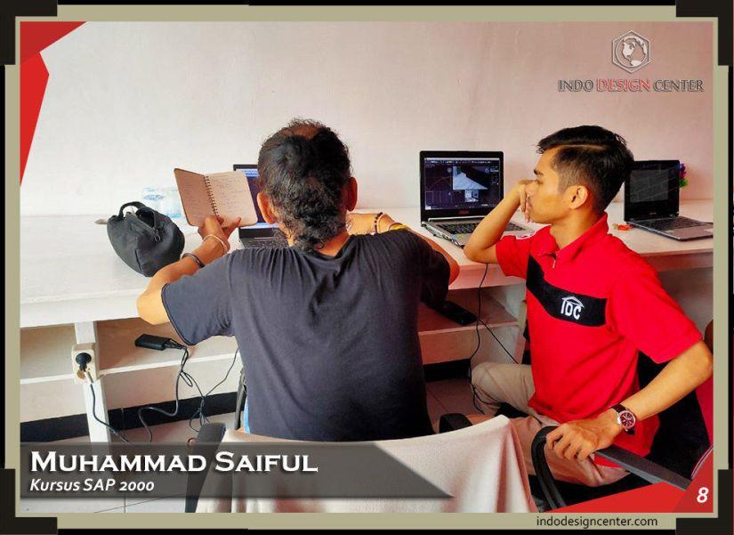 indodesigncenter - Saiful - SAP2000 - 8 - Adit - 1 Maret 2020 (3)