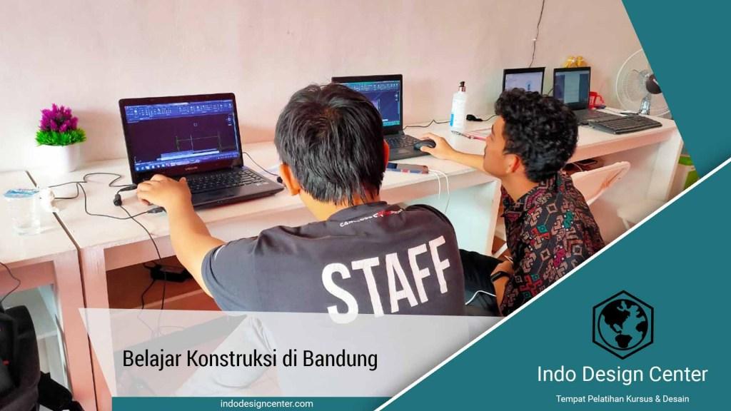 Belajar Konstruksi di Bandung
