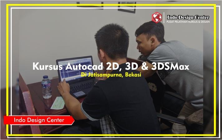 Kursus - Autocad - 2D - 3D - 3DSMax - Mas - Hartanto - Win - Sugani - Indo-Design-Center-Jatisampurna-Bekasi-Header