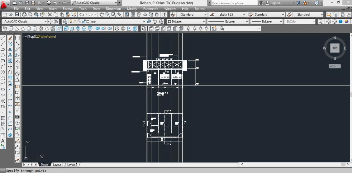 Menjalankan-Perintah-Construction-Line-di-Autocad-Kursus-AutoCAD-Indo-Design-Center