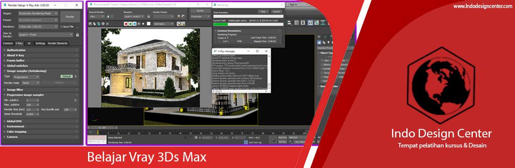 Belajar Vray 3Ds Max