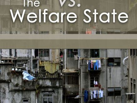 Henry Haylitt - Man vs the Welfare State 2009 cover