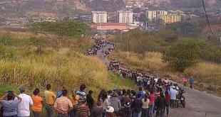 Cozi la mancare in Venezuela