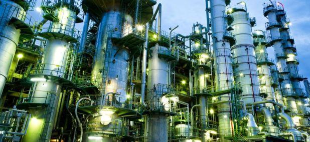 rafinarie petrol