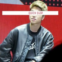 [Ficlet] Quick Stop