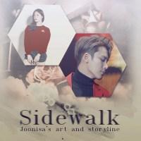[Ficlet] Sidewalk