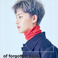 [Ficlet] Of Forgotten Book, Annual Pass, and Him