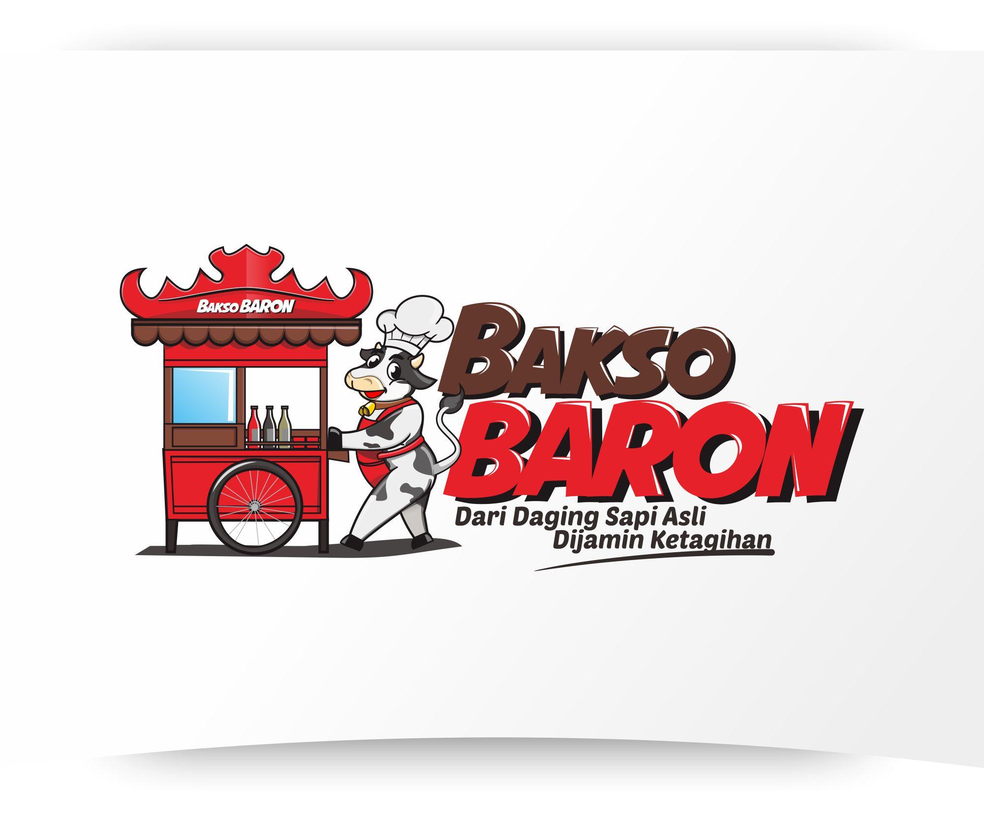 Maskot Bakso BARON_Rev 1