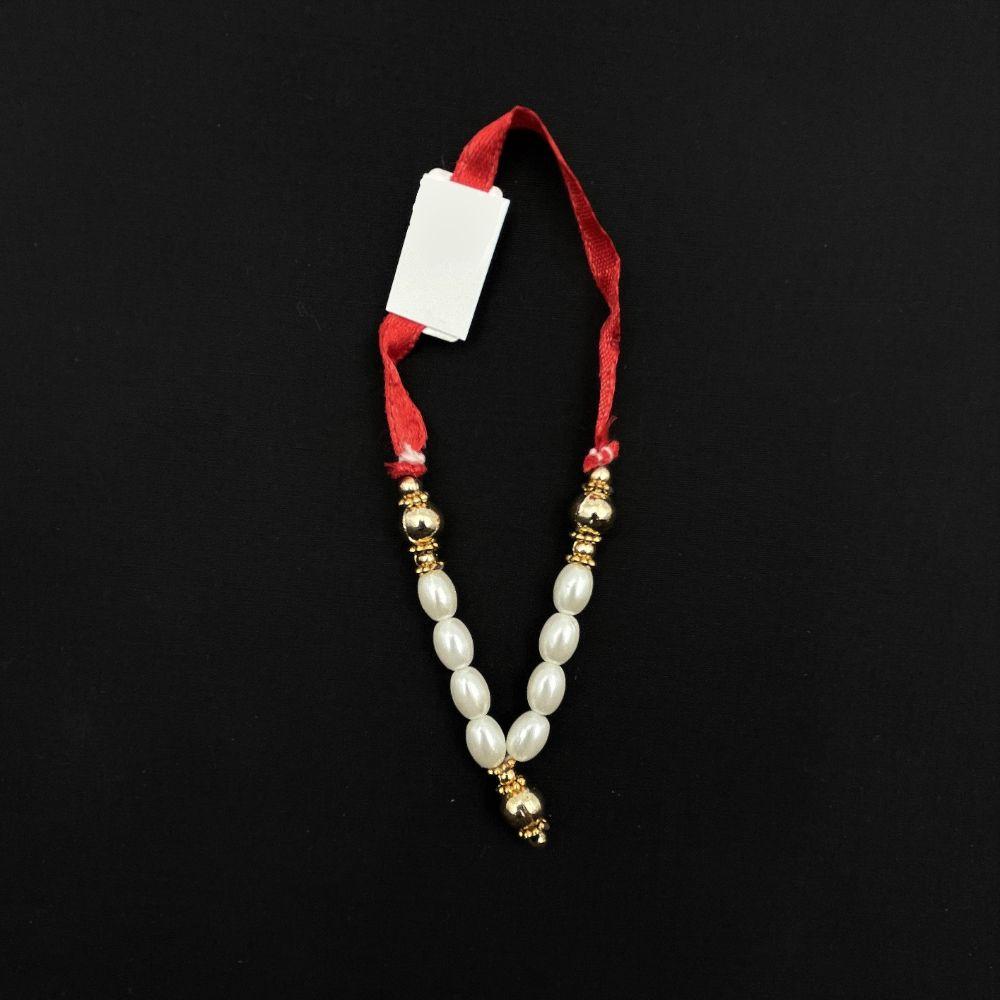 White Pearl (Mala) - 7cm