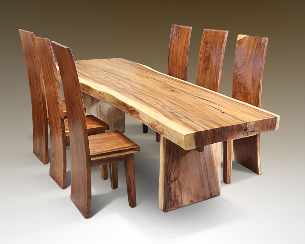 DIY Solid Wood Dining Table Plans Wooden PDF Computerized