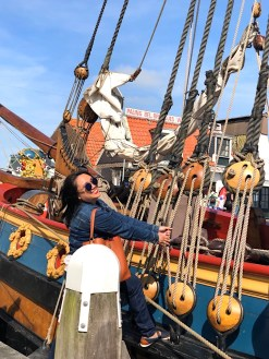 Desa Nelayan Volendam