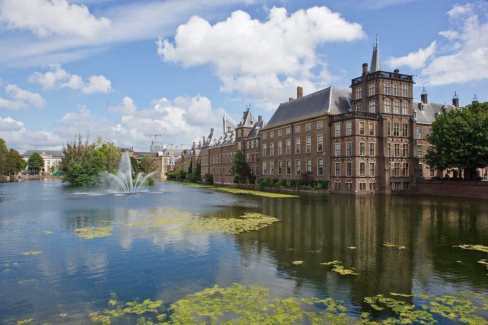 Kota Den Haag Belanda
