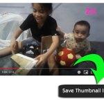 Cara Download Thumbnail Video Yotube Save-image