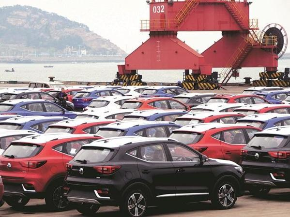 Export of India-made cars to US goes up, America becomes ...