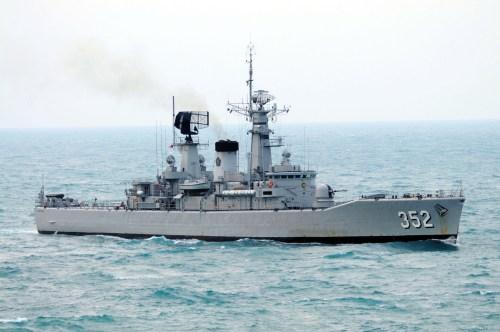 Van Speijk Class, sebenarnya inilah jenis kapal perang yang murni masuk segmen frigat bagi TNI AL