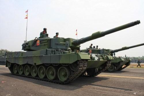 Leopard 2 A4 TNI AD