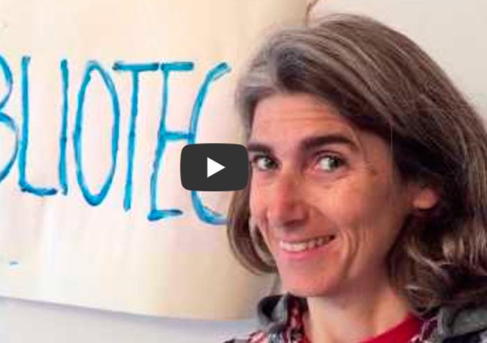 Ana Carolina: Delicias de la docencia virtual