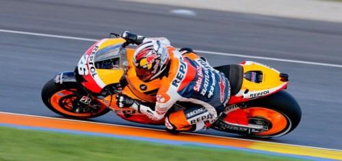 Pedrosa - MotoGP Valencia
