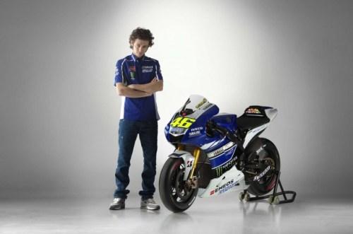 Yamaha YZR M1 - MotoGP 2013 -Livery - Valentino Rossi