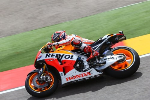 Marc Marquez - MotoGP Aragon