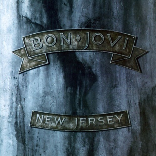 Bon Jovi - New Jersey - album cover