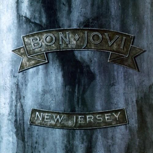Bon Jovi - New Jersey - album cover