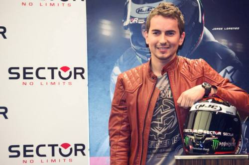 Jorge Lorenzo - Sector No Limit - JL99