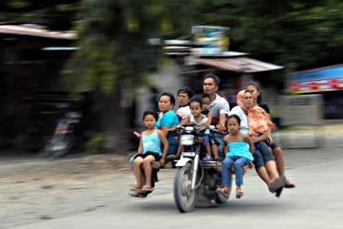 habal-habal Philippines