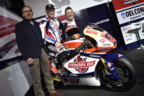 rookie Sam Lowes