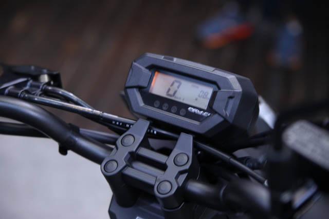 Full digital panel meter Honda BeAT Street eSP