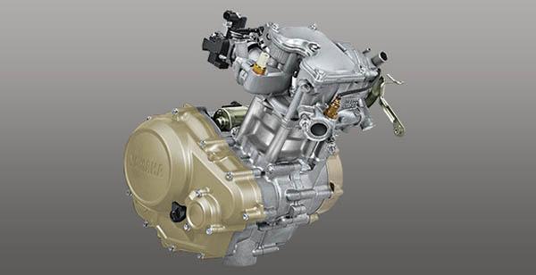 engine 150cc 4 valve