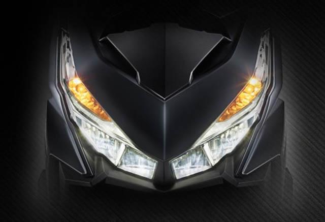 Lampu Depan Honda Vario 150