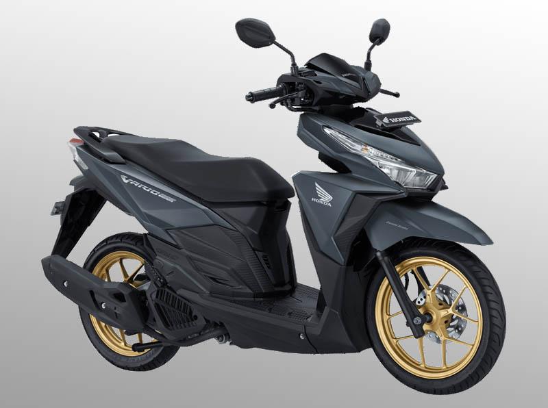 Pilihan Warna Baru Honda Vario