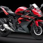 Kawasaki Ninja 250SL warna Red