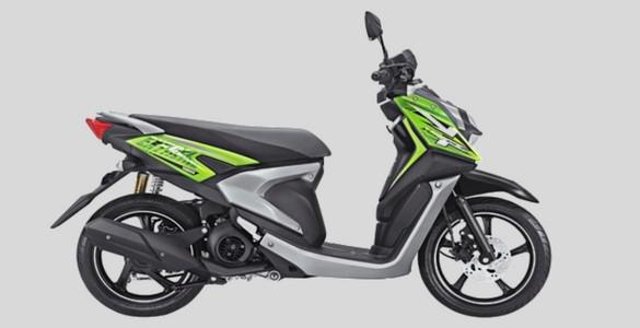 Fitur Yamaha X-Ride 125: desain sporty adventure