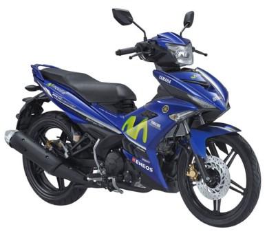 Yamaha MX King warna Movistar MotoGP