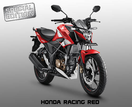 Honda CB150R warna Racing Red