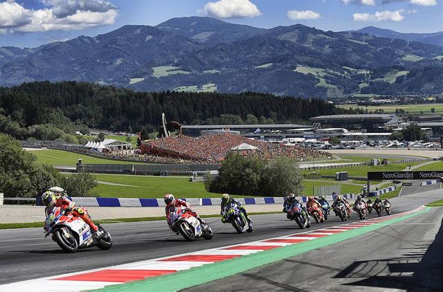 jadwal motogp austria