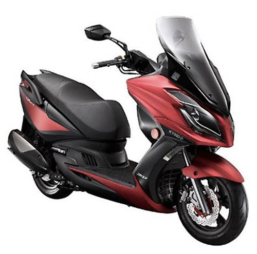 Kymco G-Dink250i ABS Red