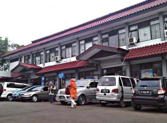 Perpanjangan STNK di Samsat Cibinong