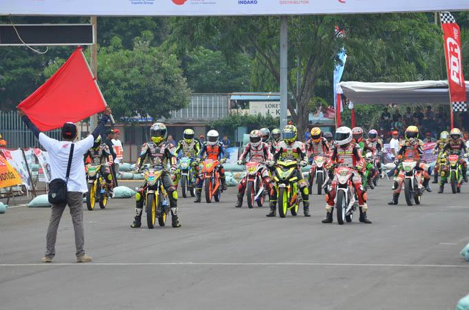 Honda Dream Cup (HDC) 2017 Putaran Jakarta