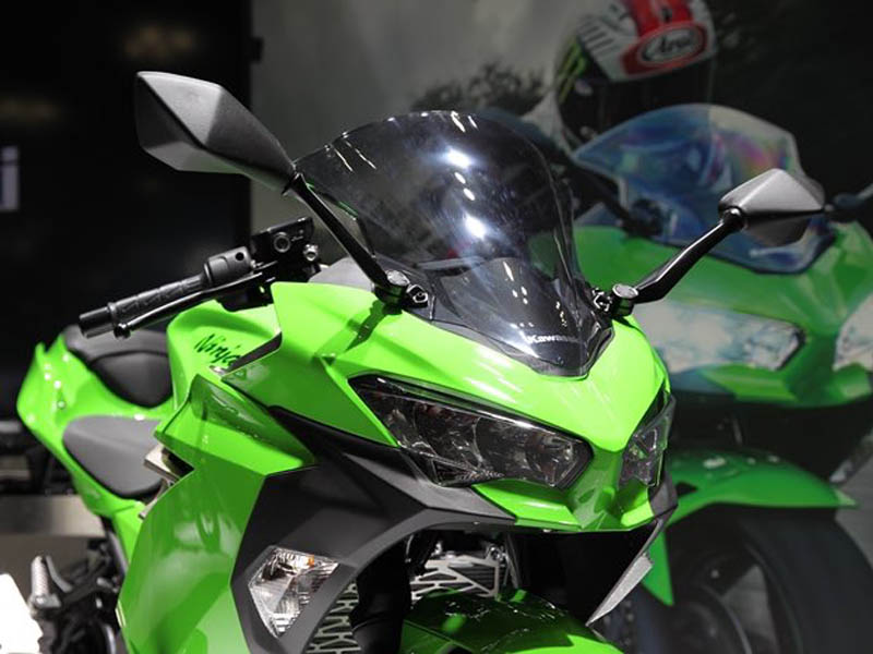 Headlamp Ninja 250 Versi 2018