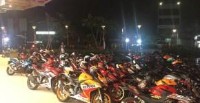11 Tahun CBR Riders Jakarta