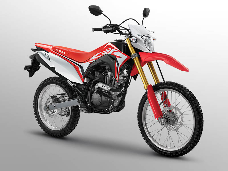 Harga All New Honda CRF150L