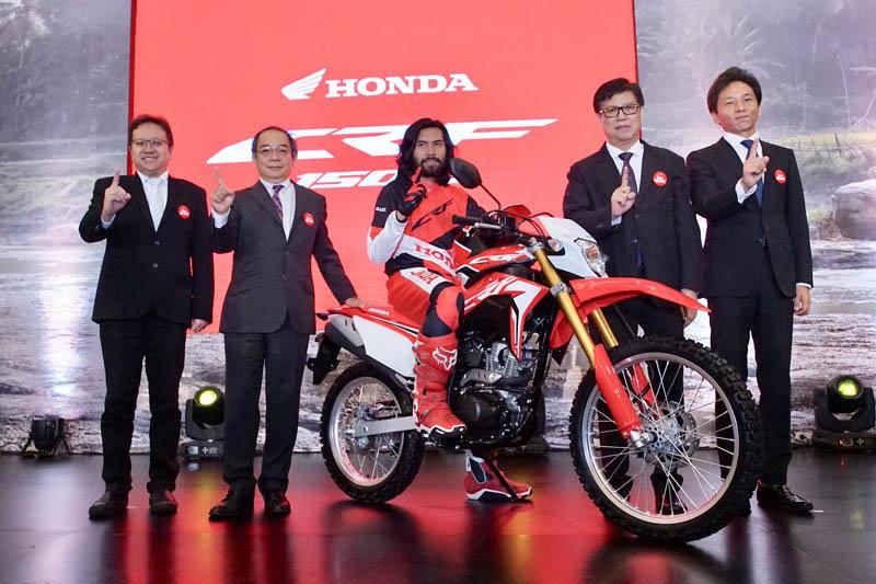 All New Honda CRF 150L