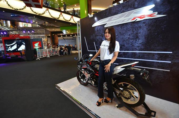 Honda Sport Motoshow Jakarta