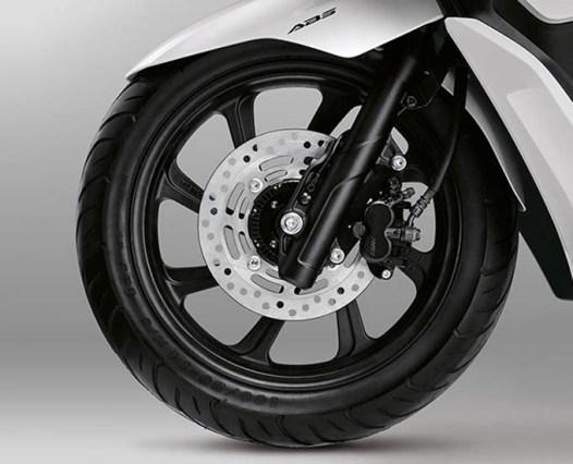 Antilock Braking System (ABS) Honda PCX